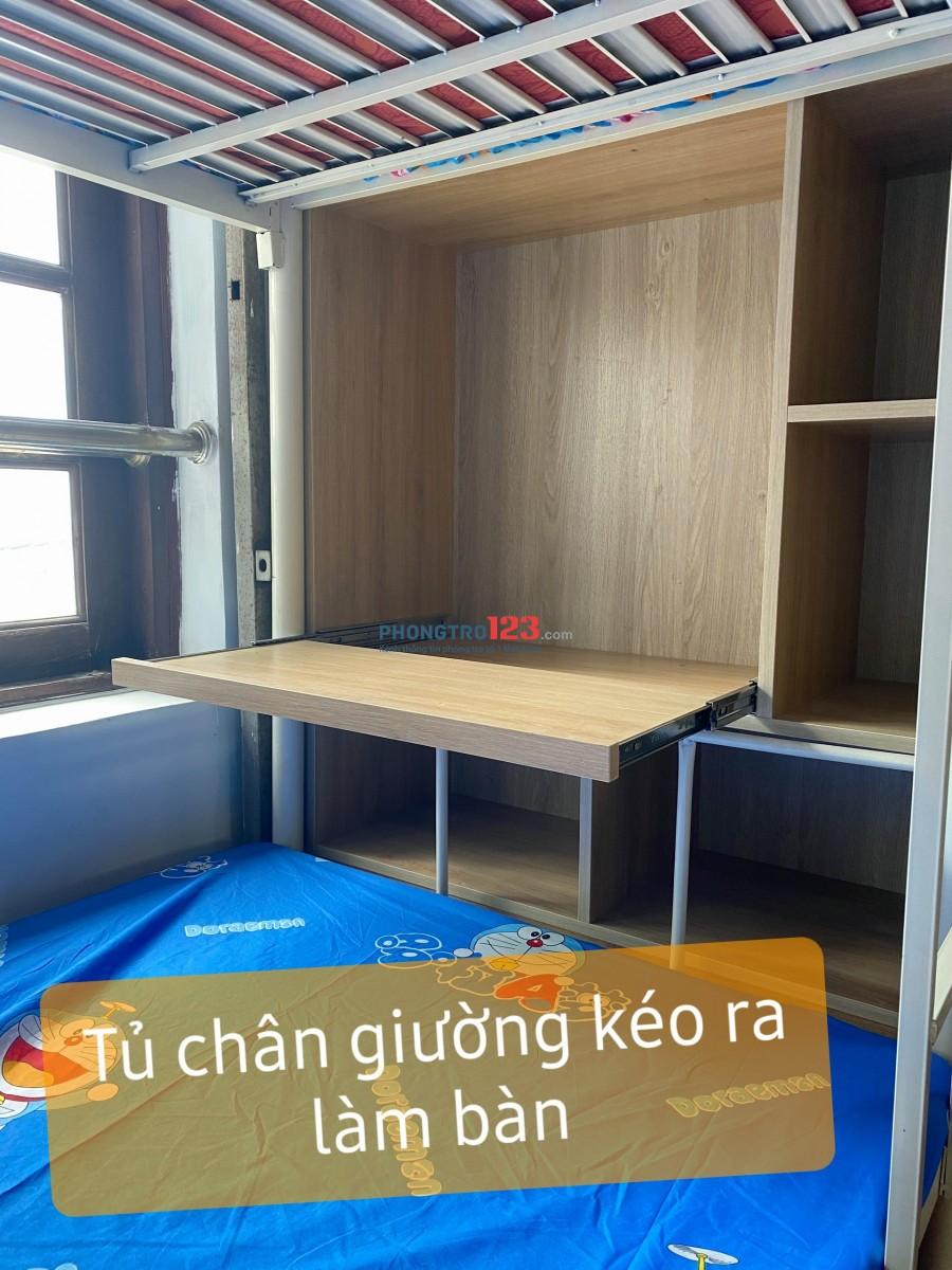 KTX hiện đại Q.Bình Thạnh 1.350.000đ TRỌN GÓI