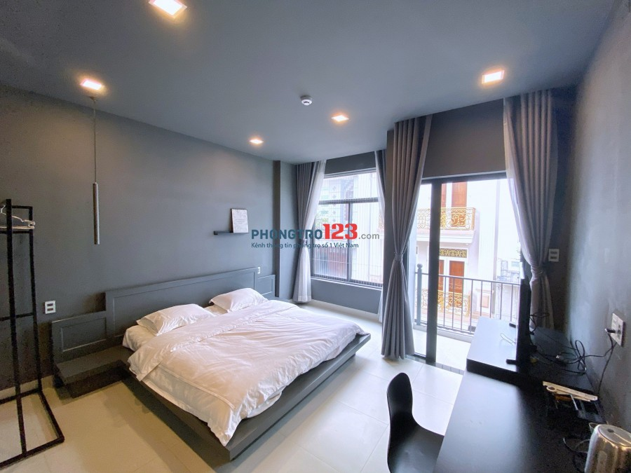 Căn Hộ FULL nội thất SIÊU XỊN, sang trọng, hiện đại, phong cách 5 sao