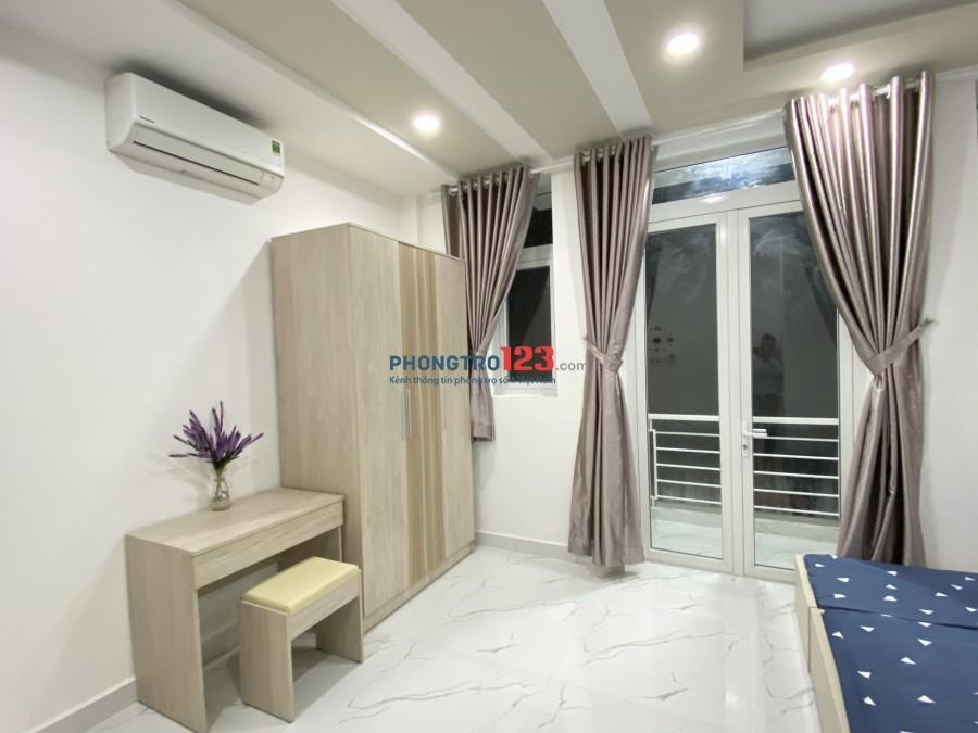 Cho thuê nhà trọ cao cấp full nội thất cơ bản Lâm Văn Bền, P. TK, Q7