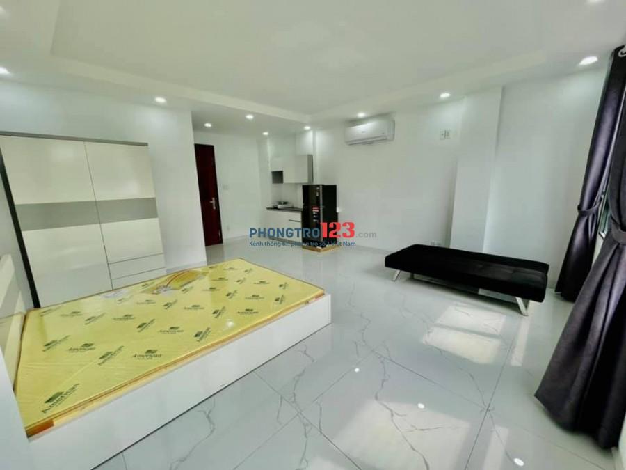 STUDIO - 1 PN NGAY TRẦN VĂN ĐANG QUẬN 3 mới khai trương