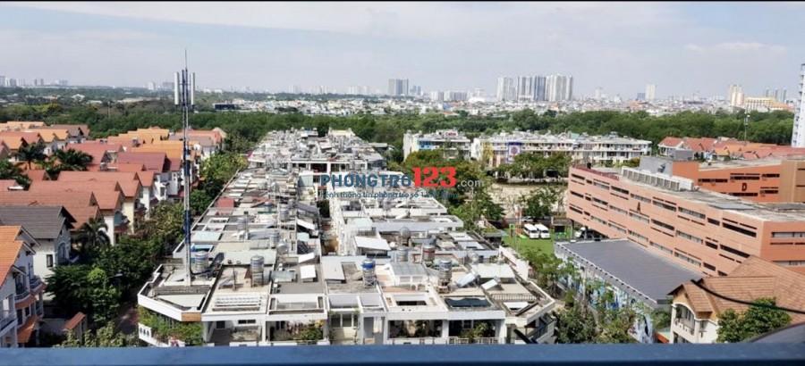 Cho thuê căn hộ giá rẻ Full nội thất tại Chung Cư Hồng Lĩnh 75m2 2pn giá 8,5tr/th