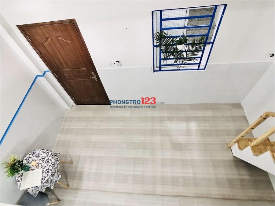 Phòng trọ sạch sẻ giá sinh viên có thang máy Nguyễn Sỹ Sách