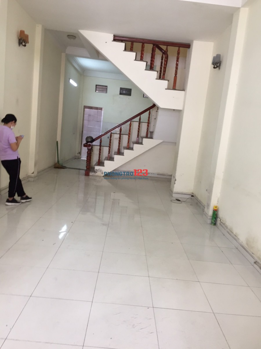Cho thuê nhà Phan Huy Ích, Gò Vấp
