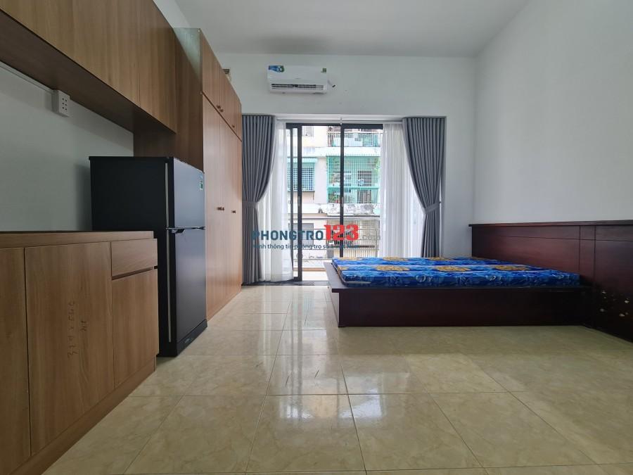 30m2 ,mới , full nội thất ,ban công ,Dakao,quận 1