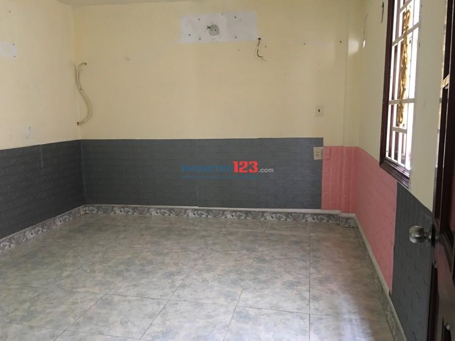 Phòng trọ P.16 Gò Vấp 32m2 sẵn tủ, wc riêng