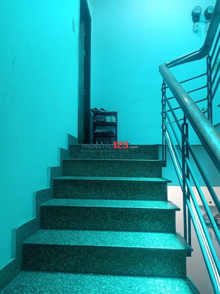 Phòng trọ Bạch Đằng Tân Bình 30m2