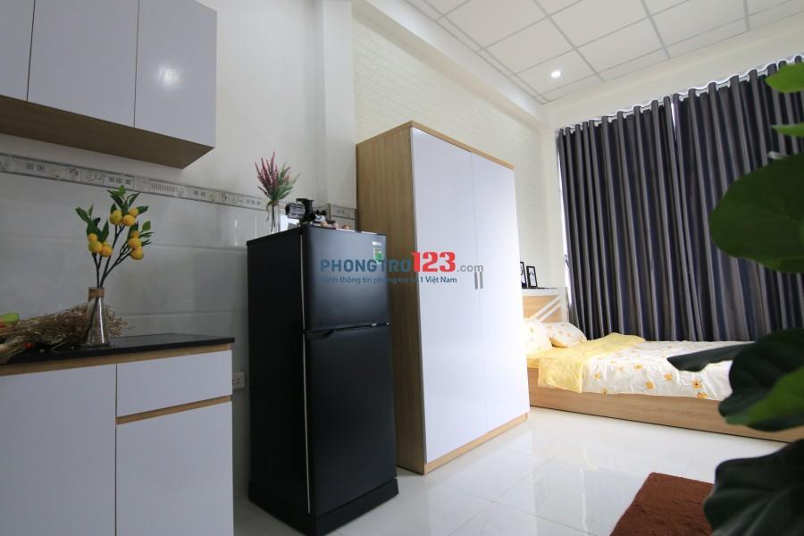 Căn hộ Studio 1 PN + Bếp FULL Nội thất - Lê Văn Sỹ - Quận 3.