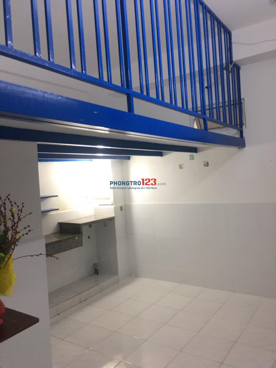 Cho thuê chung cư mini gần trợ tân trụ 200m giá sinh viên