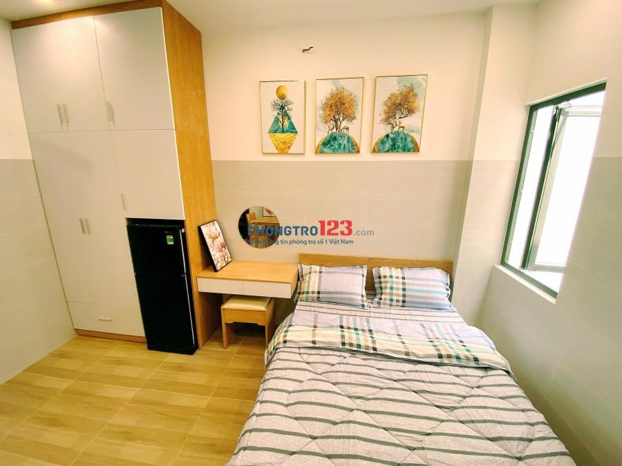Căn hộ mini full nội thất quận Tân Bình