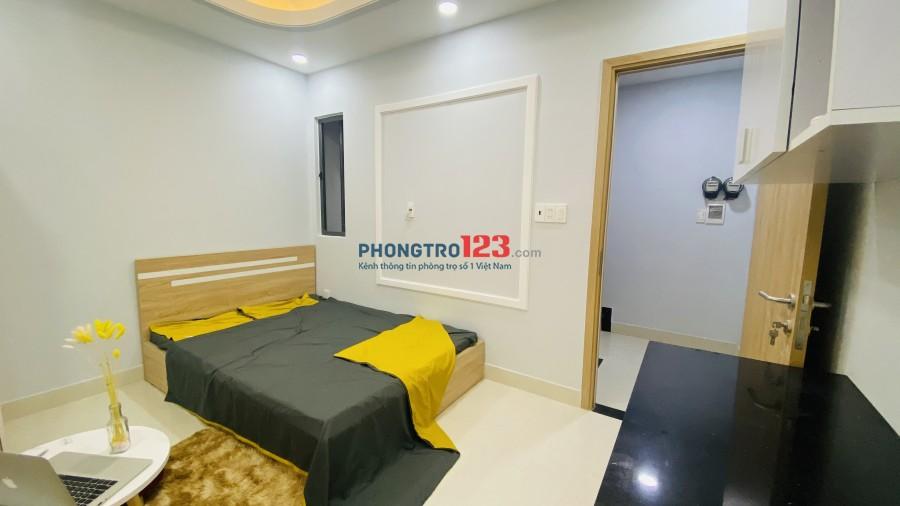 Căn hộ dịch vụ 28m² Nguyễn Văn Đậu Q.Bình Thạnh