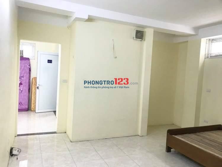 Chính chủ cho thuê chung cư mini mới xây, 40m2, khu Đặng Văn Ngữ, đủ tiện nghi, giá rẻ