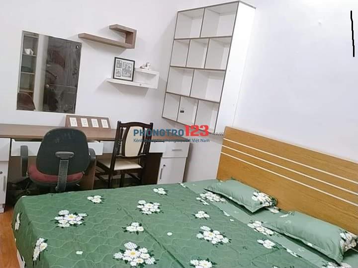 Căn hộ dịch vụ, mini Quận Bình Thạnh 21m² 1PN