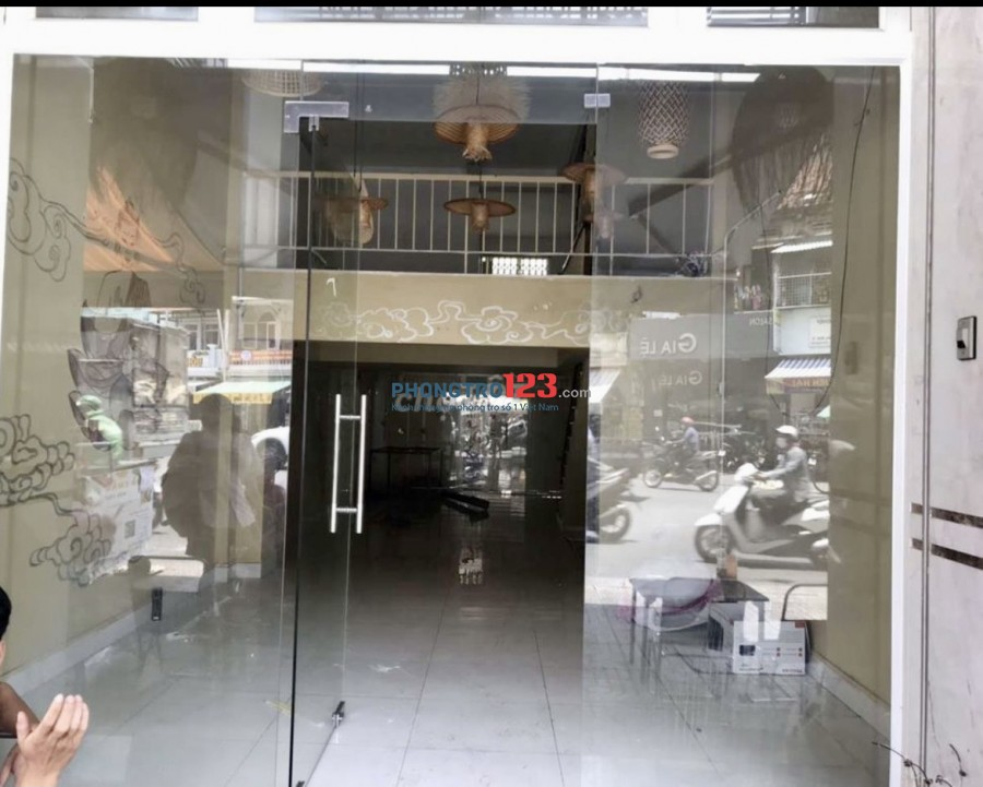 Cho thuê Phòng và Mặt bằng nhà mặt tiền 2G Lê Quang Sung P2 Q6 giá từ 2,5tr/th
