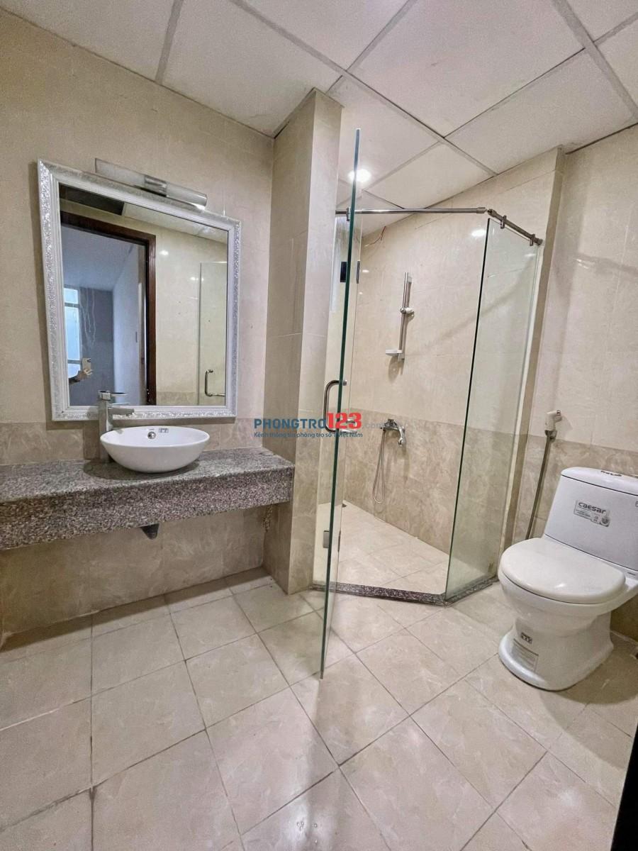 Cho thuê phòng trong chung cư Giai Việt