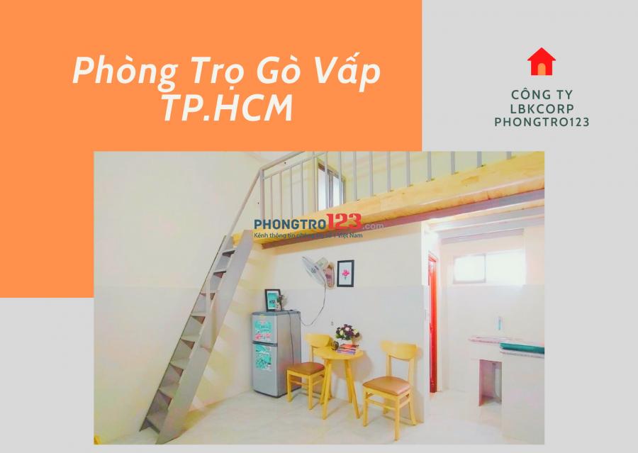 Phòng trọ Gò Vấp TP.HCM