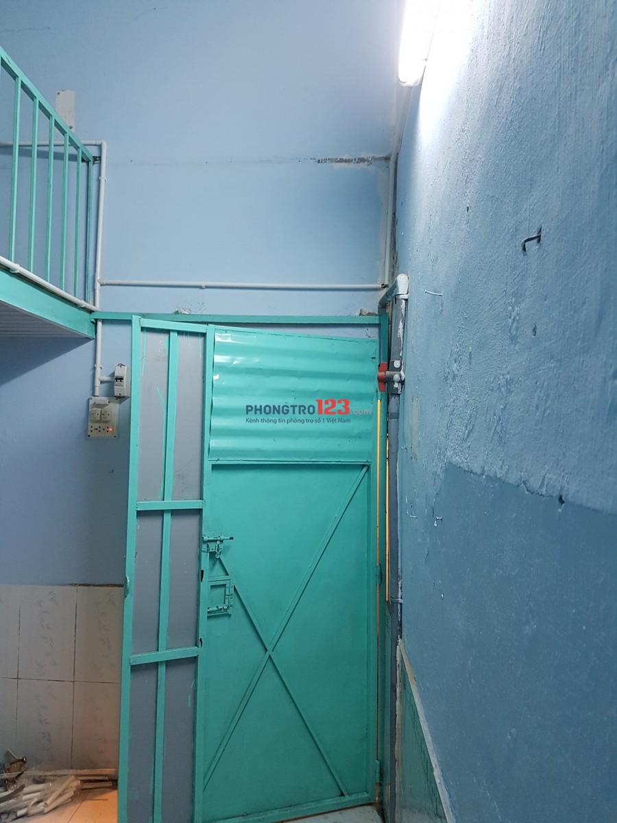 Cho thuê phòng trọ 16m2 (có gác,toilet và lối đi riêng) mặt tiền đường TMT13 (hướng ra đường Song Hành) có hình