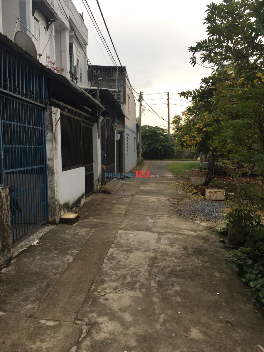 Cho Gia đình thuê nhà: Đường Đông Thạnh 8-1, xã Đông Thạnh, Hóc Môn
