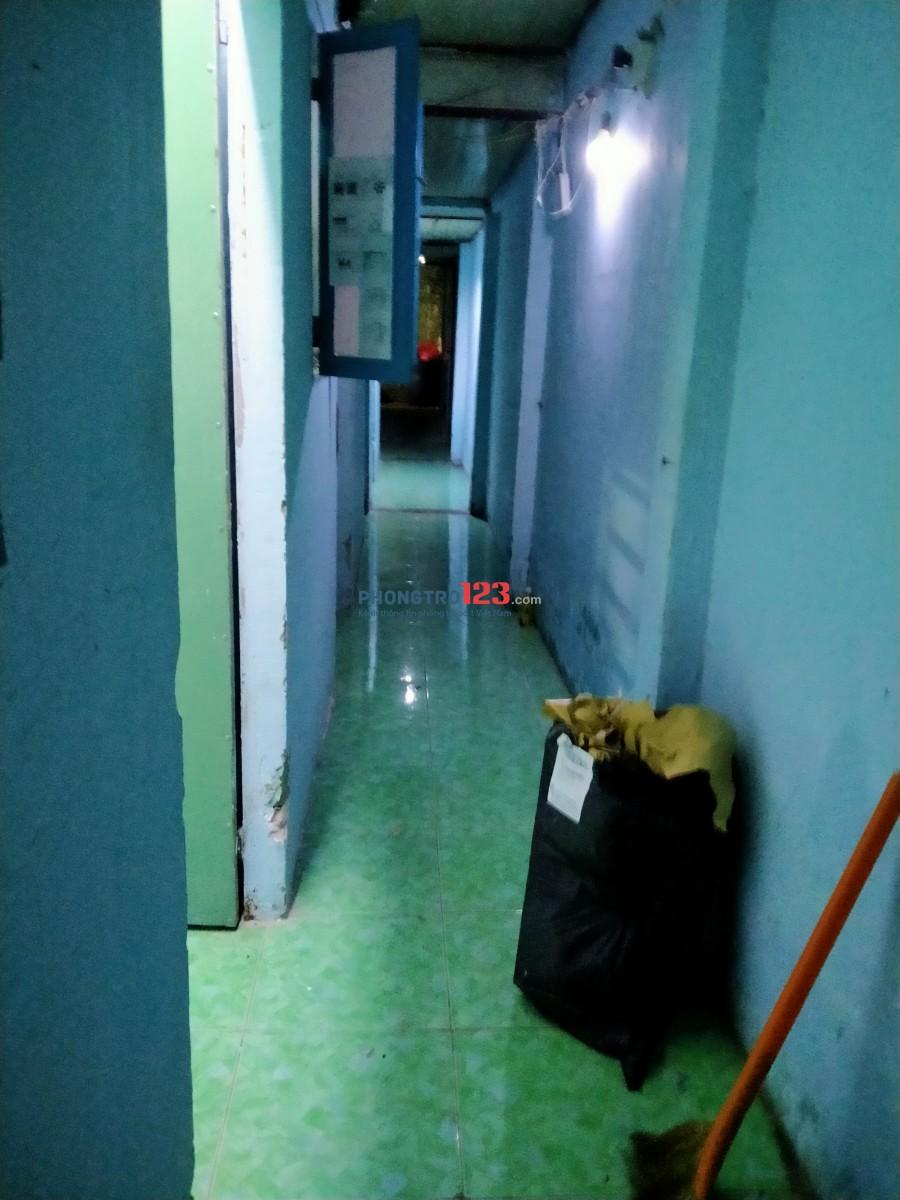 Phòng trệt có gác Hòa Bình gần ngã tư kênh Tân Hóa gần đầm sen giá 1,8tr