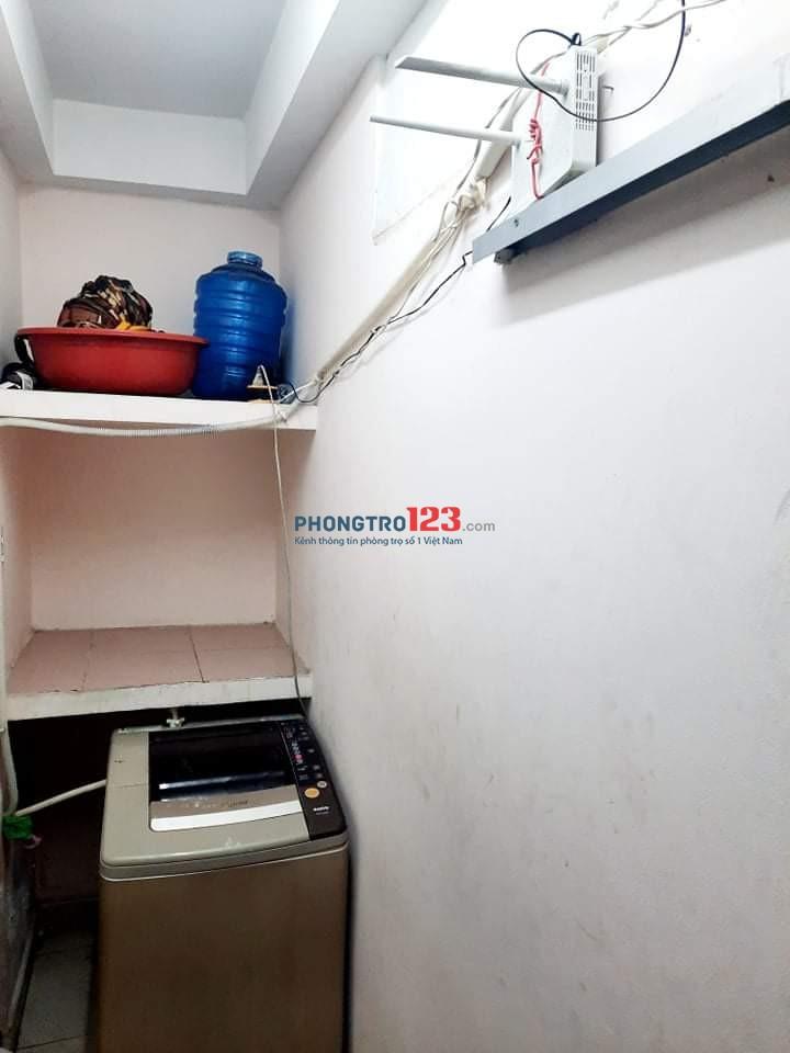 Cho Thuê Phòng 115/52 Đường Trần Đình Xu Quận 1. Giá thuê từ 2tr2 và 3tr1.
