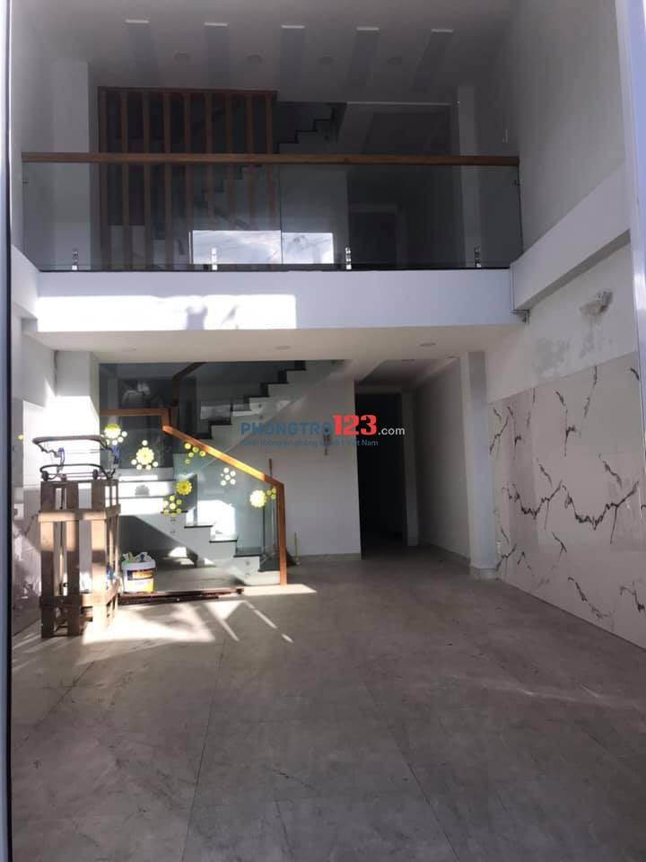Cho thuê phòng tại 107/1B đường Nguyễn Văn Nghi, P5, Q. Gò Vấp.