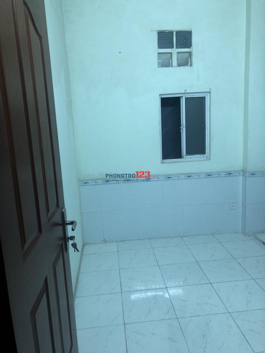 Phòng trọ 18m2 nhà MT Huỳnh Tấn Phát quận 7