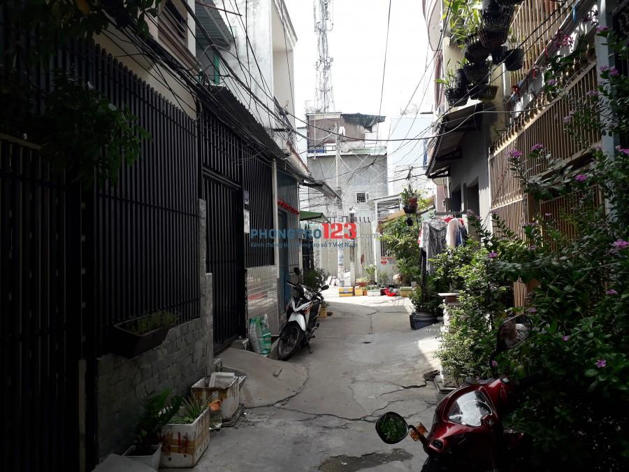 Cho thuê nhà trọ 1 trệt 1 lầu, C2, Bình Hưng, Bình Chánh