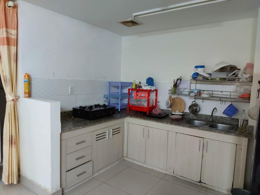 Cho thuê phòng trọ/ ở ghép cho sinh viên trong căn hộ chưng cư 1050 Chu Văn An