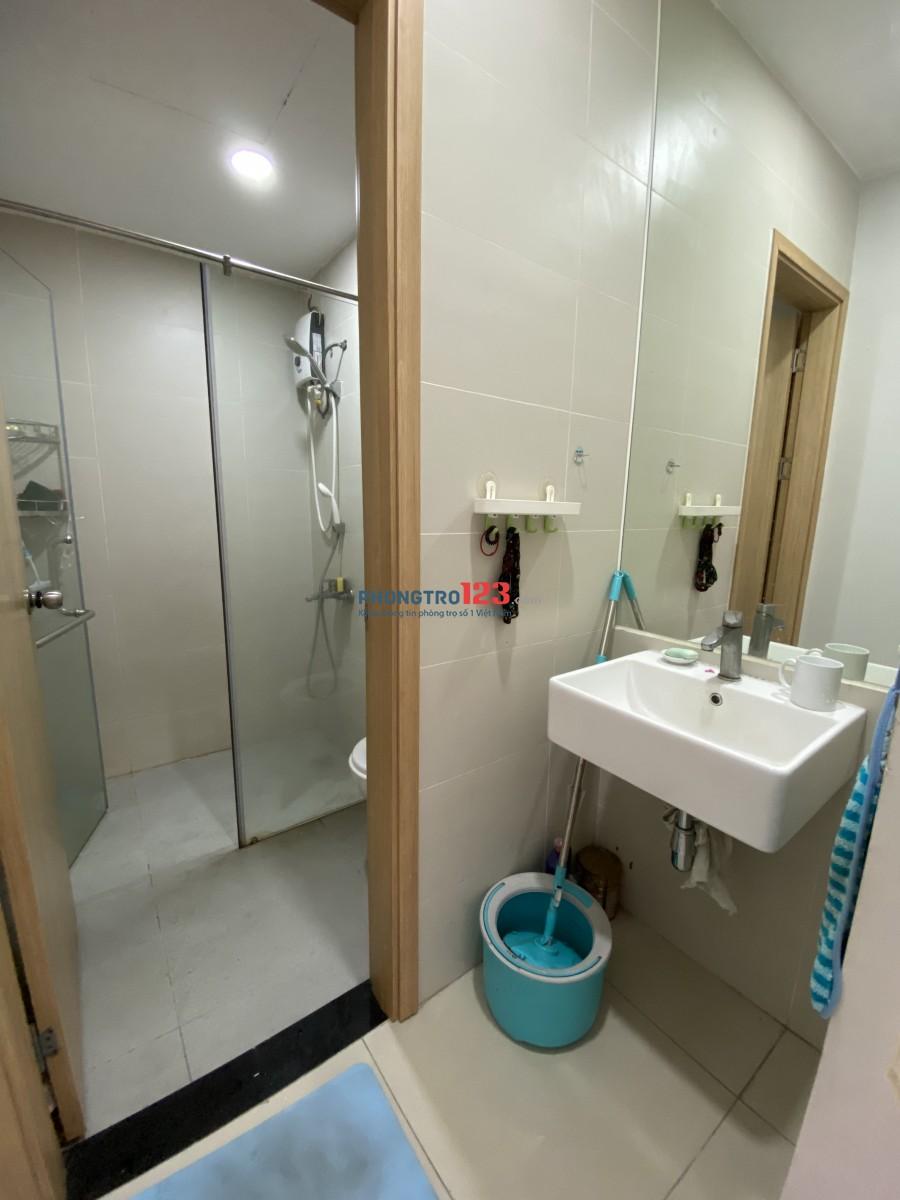 Cho thuê Căn hộ 53m2 2PN 1Bếp gần Aeon Bình Tân