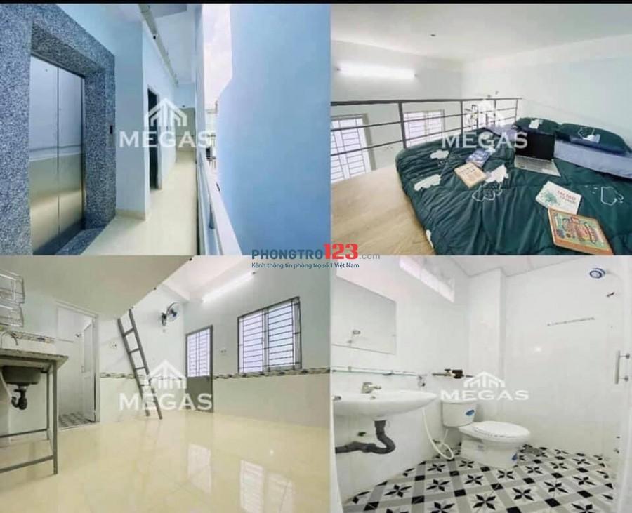 Phòng trọ mới xây đẹp nhất Tân Phú