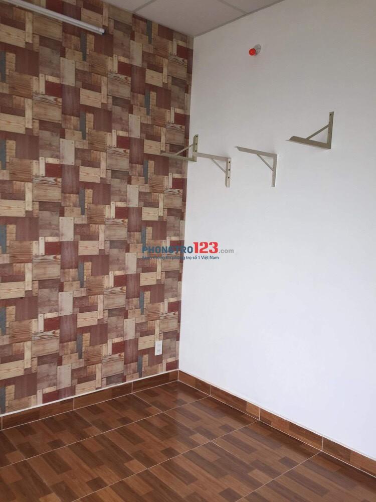 [GIÁ TỐT] – Phòng trọ mini sạch thoáng mới xây Lò Gốm, Q6