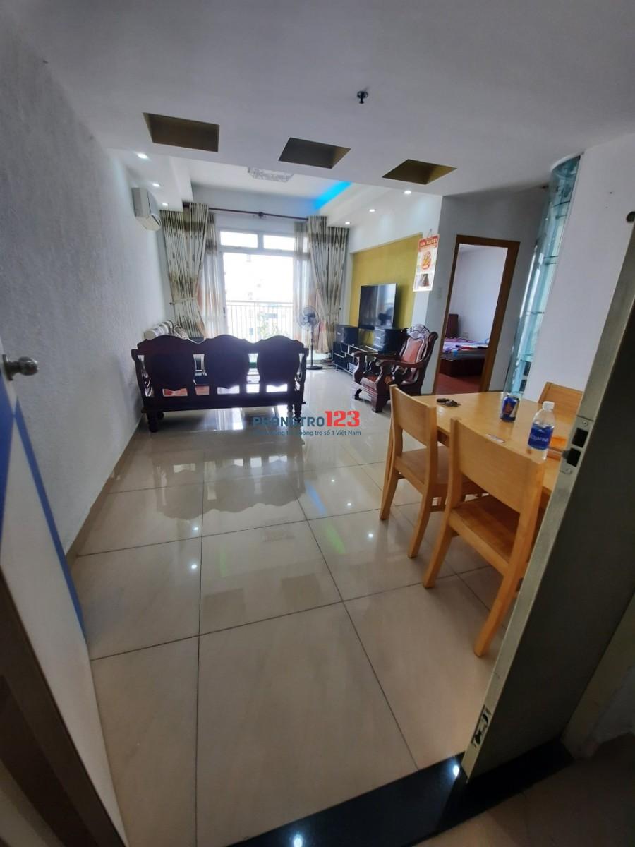 Chính chủ cho thuê căn hộ Tân Tạo Q Bình Tân 110m2 2pn Full nội thất 8tr/th