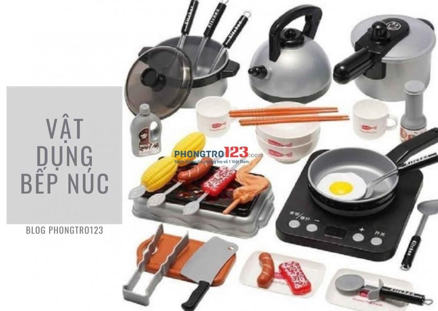 Vật dụng trong bếp blog phongtro123