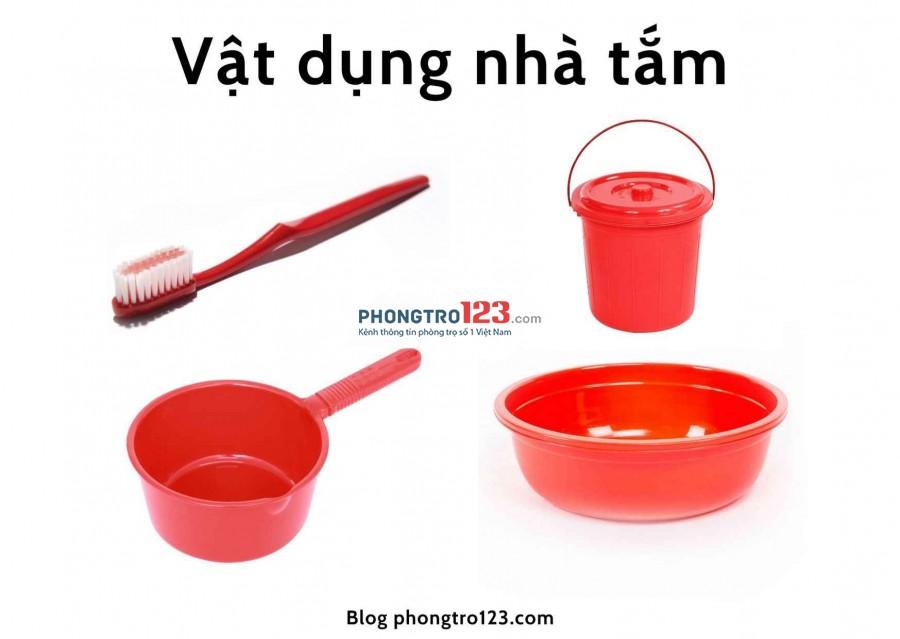 Vật dụng trong nhà vệ sinh blog phongtro123