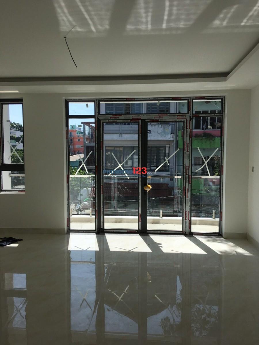 Cho thuê nhà mới NC 6x20 1 trệt 1 lầu tại Đường Số 7 Bình Hưng BChánh