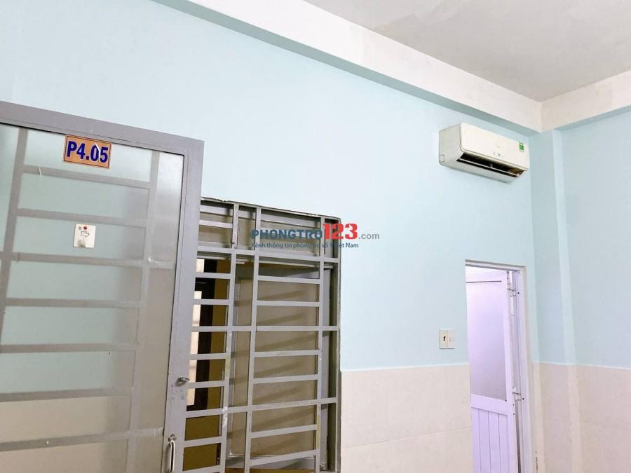 PT có máy lạnh, tủ quần áo, nệm giá 2tr6