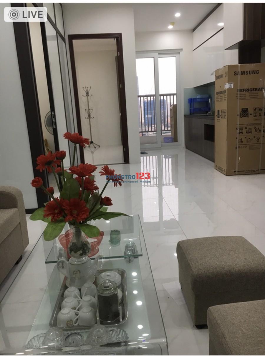 Cho thuê căn hộ 3PN, 2WC chung cư CT36 gần Hồ Tây