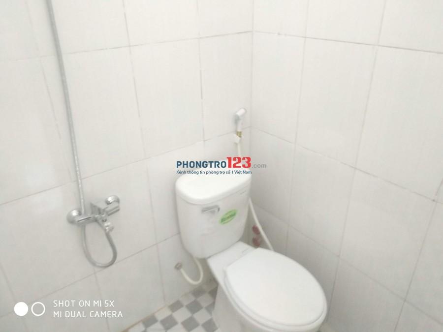 Phòng trọ Quang Trung GV , phòng đẹp, đủ tiện nghi, wc riêng, bv 24/7, giảm ngay 500k.