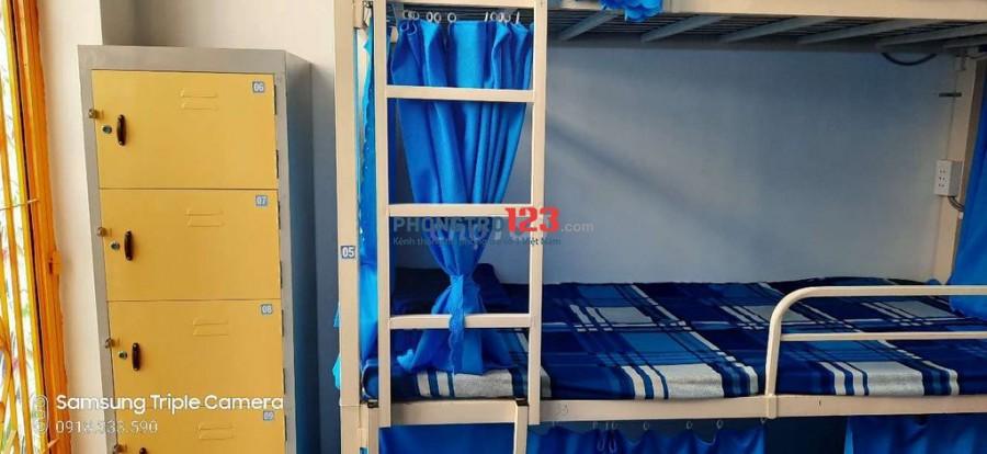 Ký túc Xá Máy lạnh Đường Trần Hưng Đạo P.Cầu Kho Quận 1 giá chỉ 1.100k/tháng