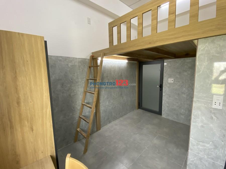 Phòng trọ mới xây đầy đủ tiện nghi ngay Lê Đức Thọ, Cách LOTTE 500m