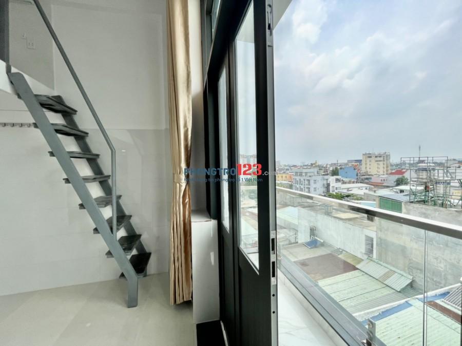 Khai trương 68 phòng 2tr5 - 3tr giá rẻ_DUPLEX - BAN CÔNG_ Đối diện KCN Tân Bình