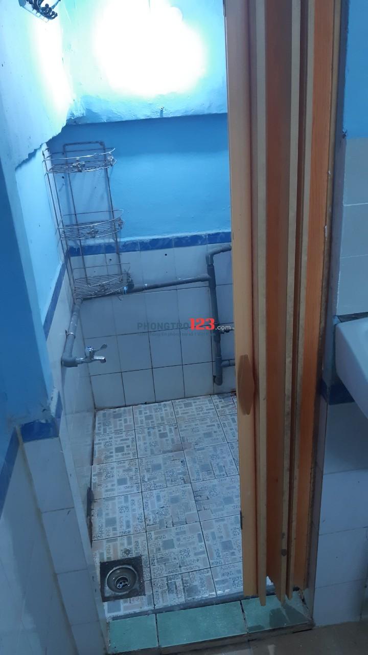 Cho thuê Nhà 3x13, có 1 tầng trệt, 1 gác đúc tại quận Tân Bình
