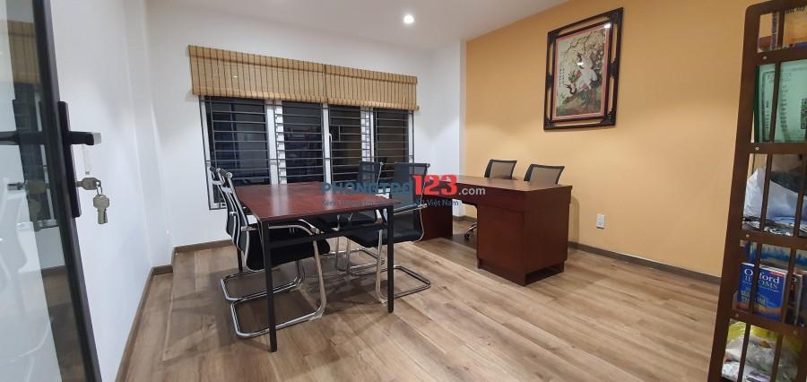Chính chủ cho thuê văn phòng đầy đủ thiết bị tại Cao Thắng P12 Q10 giá 8,5tr/th