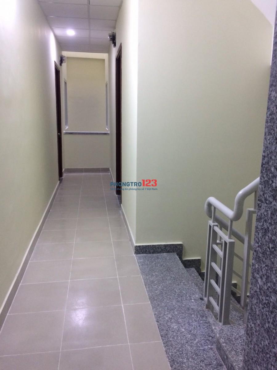 Cho thuê phòng trọ quận 10, 20-25m2 giá 4tr-4tr5 tháng.