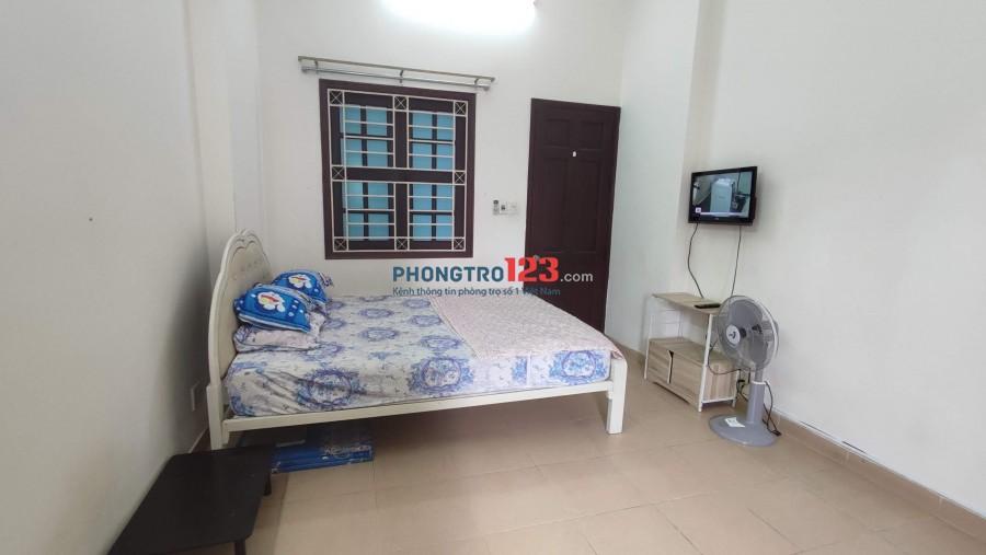 Cho thuê căn hộ dịch vụ Q3, gần công viên Lê Thị Riêng