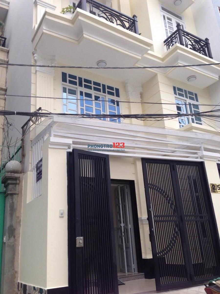 Cho thuê mặt bằng kinh doanh khu vực Tân Bình (gần sân bay)