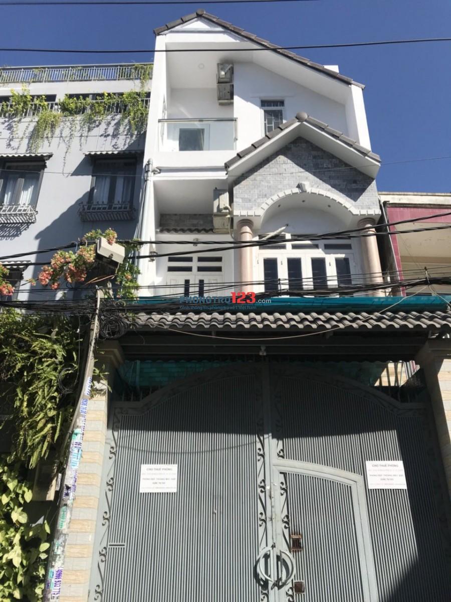 Shock giảm 5tr5 xuống 4tr5 mùa dịch Phòng có gác full nội thất nhà biệt thự Nguyễn Xí Bình Thạnh