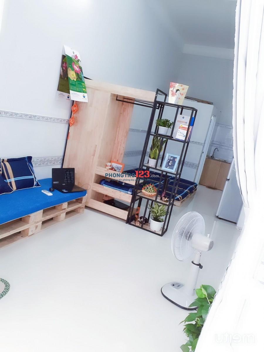 Cho thuê phòng - Giá rẻ - Mới xây - Thoáng mát Thống Nhất
