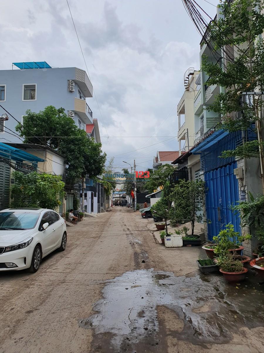 Phòng trọ cho thuê tại Số 496/46/17 Dương Quảng Hàm P6 Gò Vấp