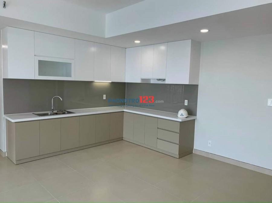Cho thuê căn 2pn2wc 72m2 nội thất có rèm và máy lạnh giá 8tr5