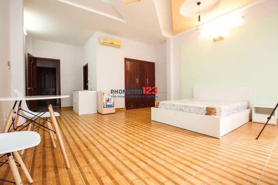 Cho thuê phòng trọ đầy đủ nội thất đường Âu Cơ